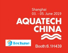<b>[Techase Exhibition Forecast] AQUATECH CHINA 2019</b>