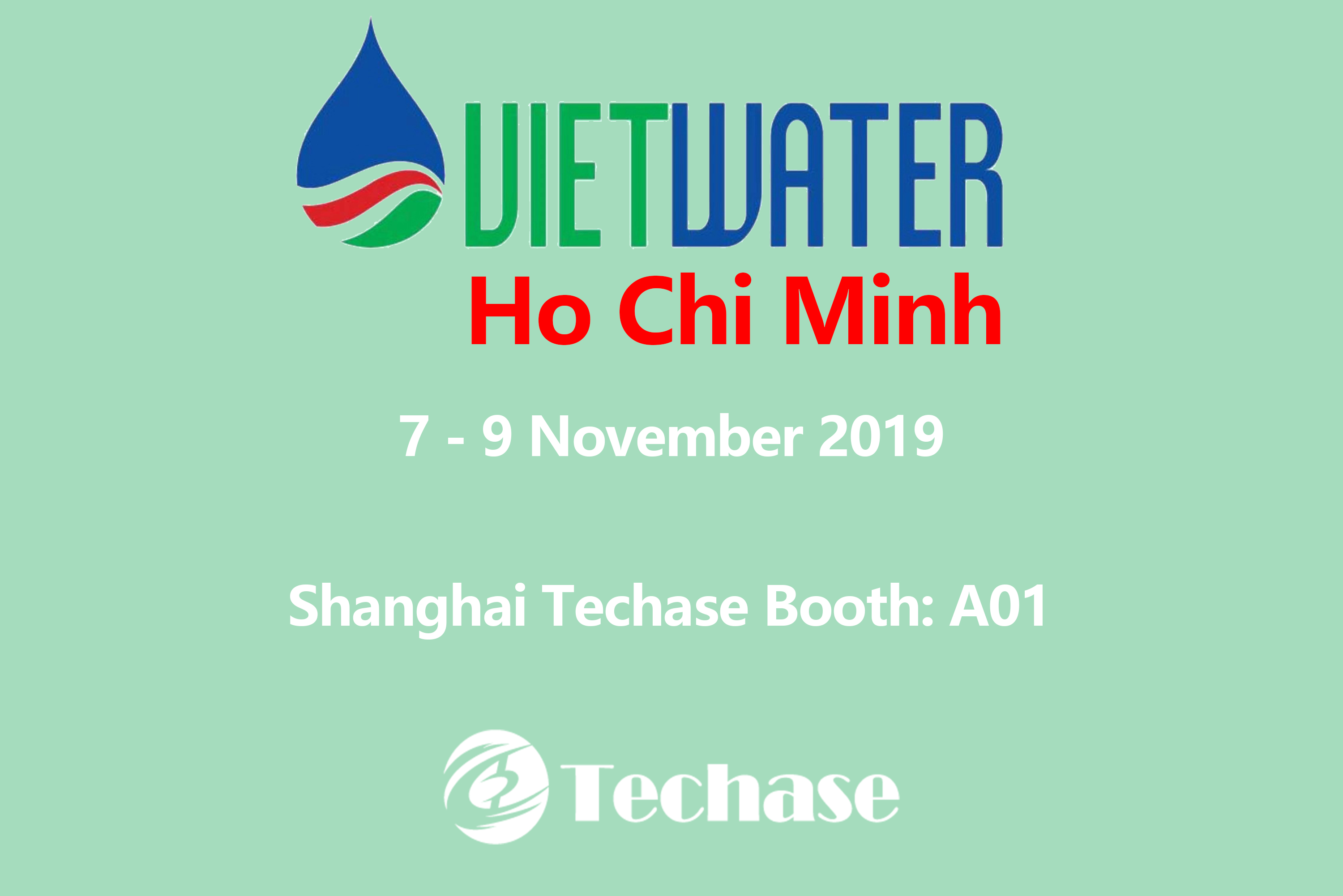 <b>Techase Exhibition Forecast | Vietwater Ho Chi Minh 2019</b>
